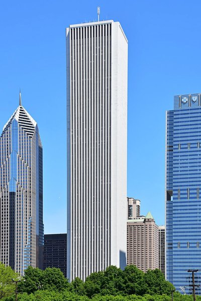 Aon Center Chicago