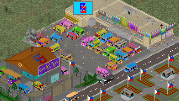 Jeepney Factory, Park, and Terminal