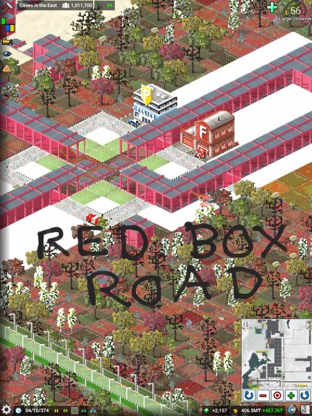 Red Box Road