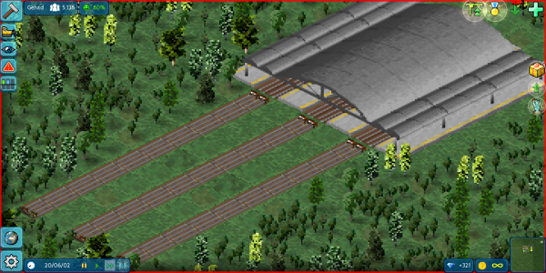 this is the wing station that I want to join the tracks