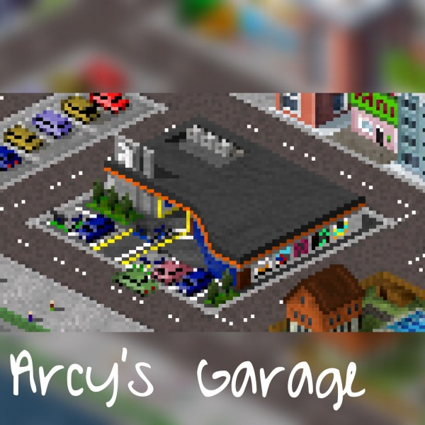 Arcy's garage located in Jiro,Cliose