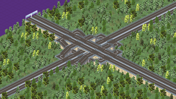 Guess what kind of interchange this is .o.