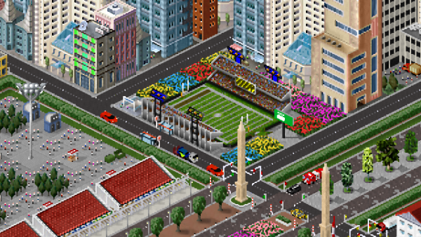 Robinhood stadium