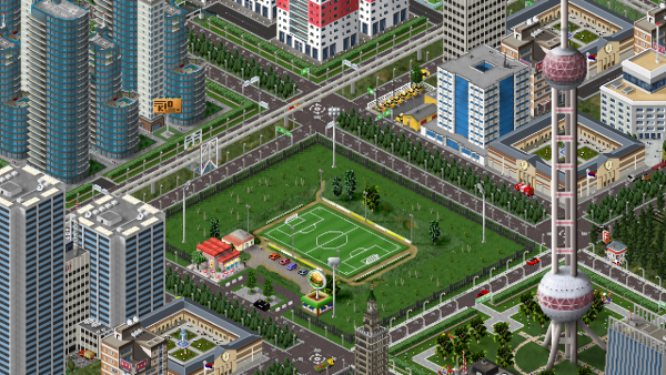 East Kolkata sport ground