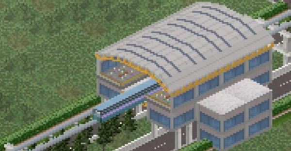 Laxy City Monorail by MsLaxy