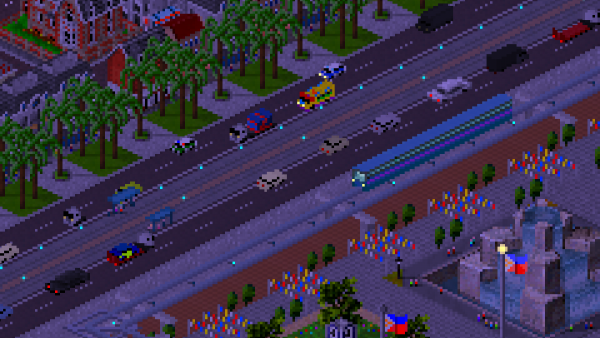 Solangon City Monorail by JollyRoger1